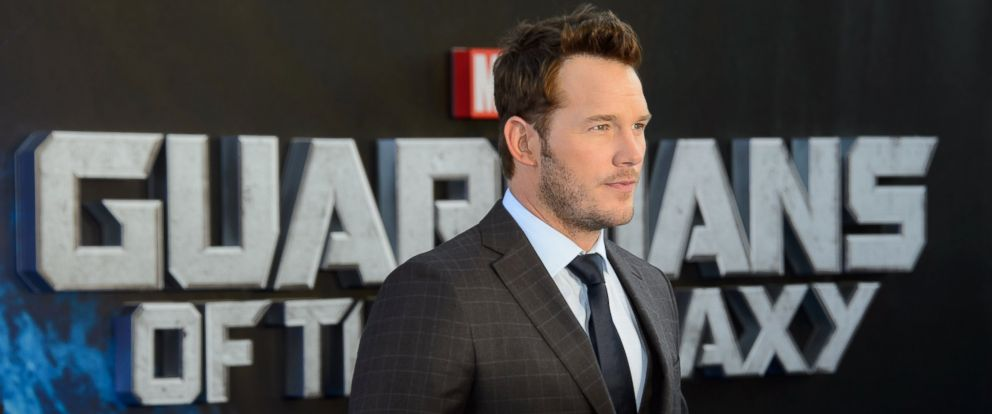 PHOTO: Chris Pratt arrives for the European Premiere of Guardians Of The Galaxy at a central London cinema, July 24, 2014.