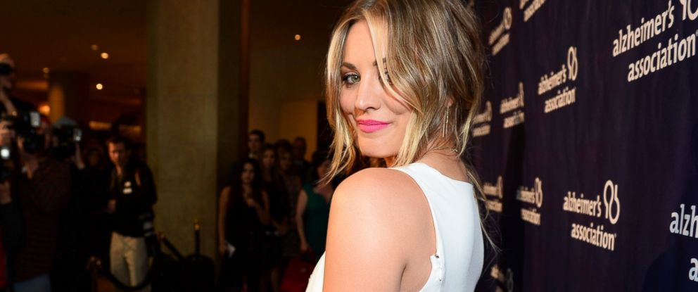 "PHOTO: Kaley Cuoco arrives at the 22nd annual ""A Night At Sardis"" to benefit the Alzheimers Association at the Beverly Hilton Hotel on Wednesday, March 26, 2014, in Beverly Hills, Calif."