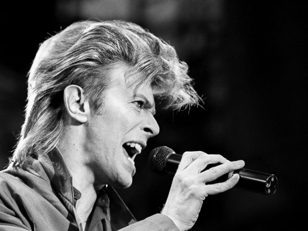 Farewell to a Legend: David Bowie, 1947-2016