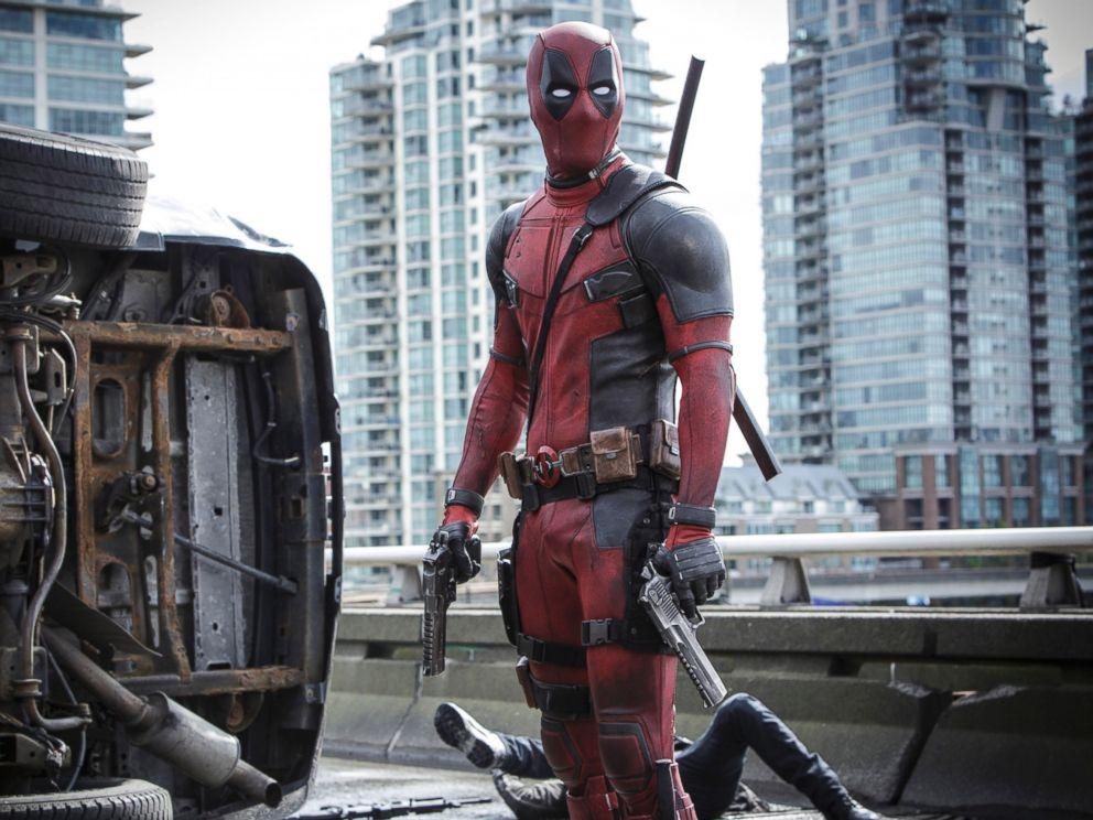 PHOTO: Ryan Reynolds as Deadpool in Twentieth Century Foxs Deadpool.