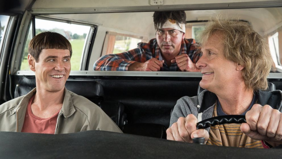 Movie Review: 'Dumb and Dumber To' Starring Jim Carrey and Jeff Daniels - ABC News
