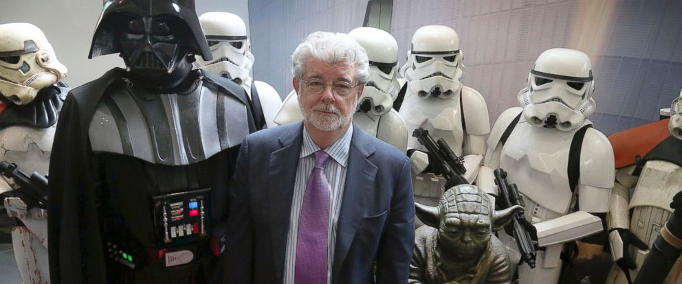 an analysis of star wars by george lucas Also, the name star wars provides the story with a sense of the epic—it's going to   of luke skywalker—which is close to one of lucas' actual working titles.