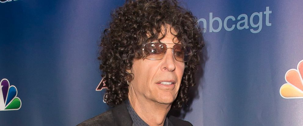 "In this Sept. 16, 2015 file photo, Howard Stern attends the ""Americas Got Talent"" finale post-show red carpet in New York."