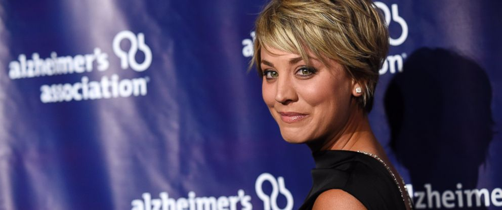 "PHOTO: Actress Kaley Cuoco poses at the 23rd Annual ""A Night at Sardis"" event to benefit the Alzheimers Association, at the Beverly Hilton Hotel on March 18, 2015, in Beverly Hills, Calif."