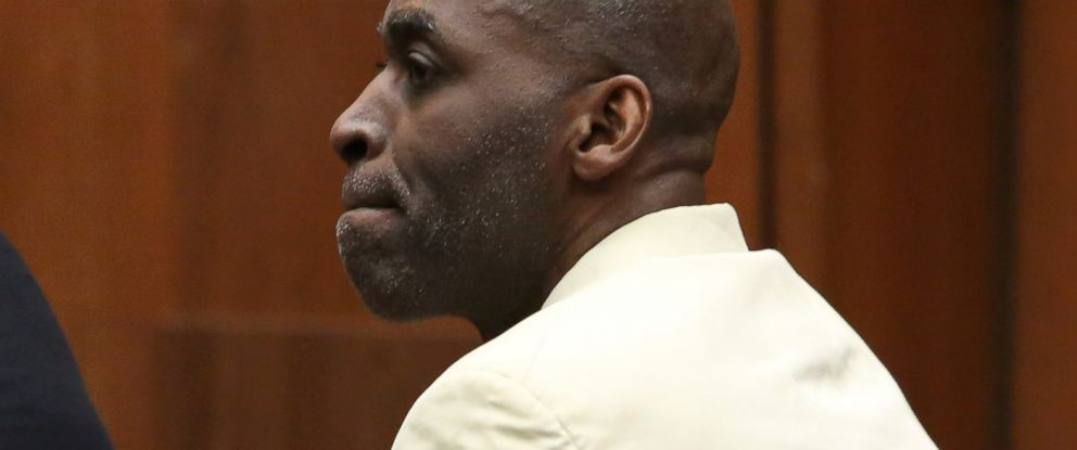 "PHOTO: Actor Michael Jace, who played a police officer on the TV series, ""The Shield,"" appears in court in Los Angeles in this May 31, 2016 file photo."