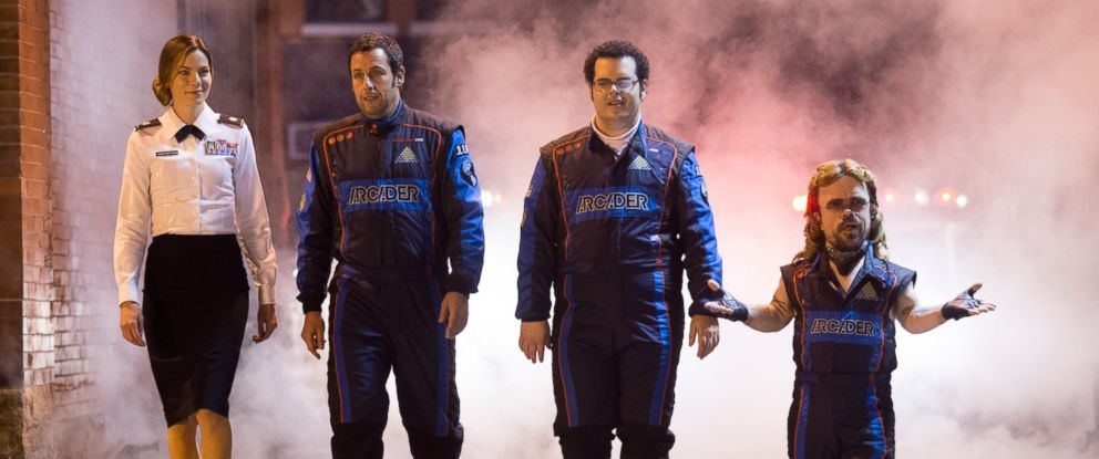 Pixels' Movie Review: Is This Your Average Adam Sandler
