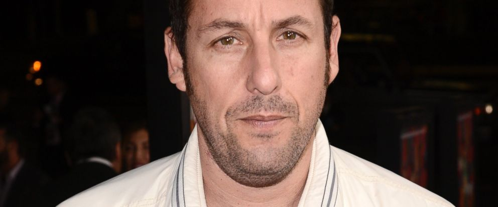 Adam Sandler Signs 4-Film Deal With Netflix - ABC News