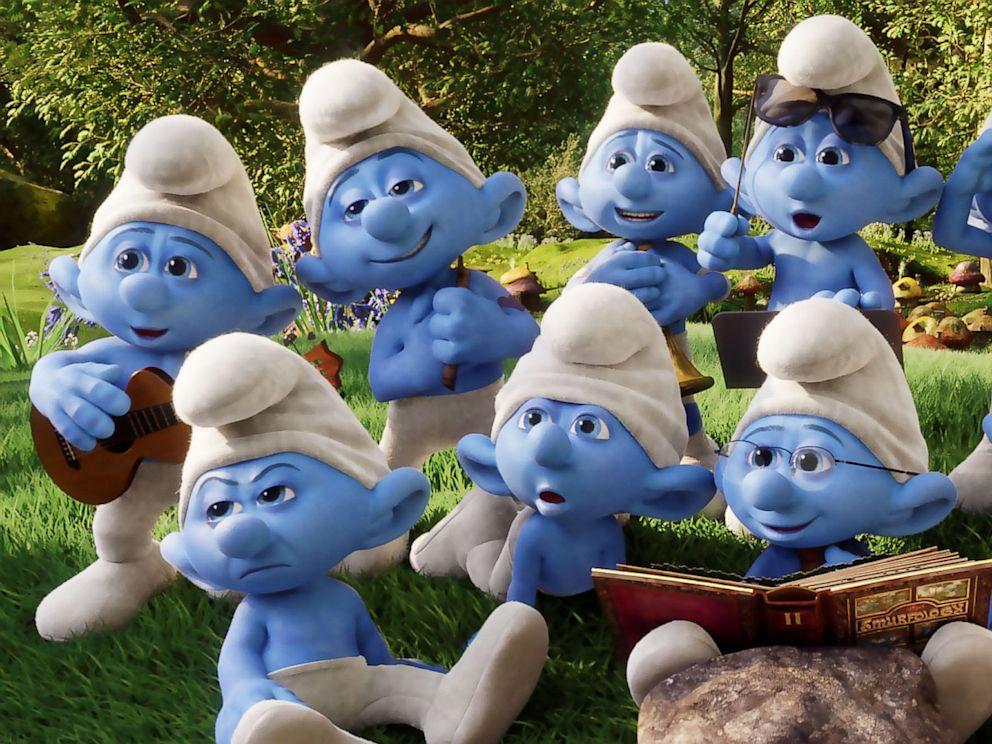 PHOTO: Smurfs 2
