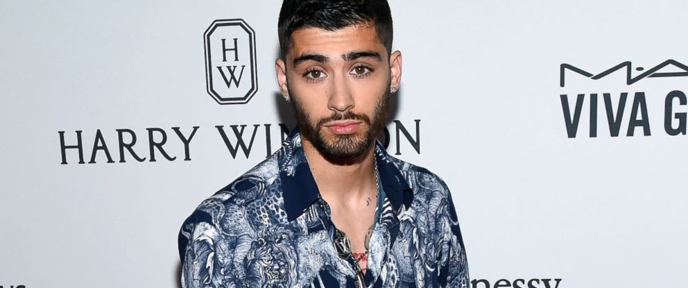 PHOTO: In this June 9, 2016 file photo, singer Zayn Malik attends the amfAR Inspiration Gala honoring Naomi Campbell and Kim Jones in New York City.