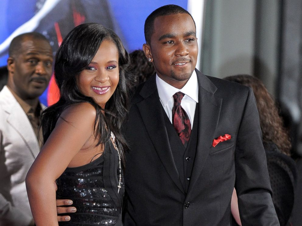 PHOTO: In this Aug. 16, 2012 file photo, Bobbi Kristina Brown, right, and Nick Gordon attend the Los Angeles premiere of Sparkle at Graumans Chinese Theatre in Los Angeles.