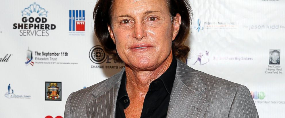 PHOTO: Former Olympic athlete Bruce Jenner arrives at the Annual Charity Day hosted by Cantor Fitzgerald and BGC Partners, in New York, Sept. 11, 2013.