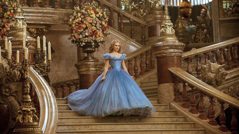 Cinderella star lily james calls waist controversy sad abc news cinderella star lily james calls waist controversy sad abc news voltagebd Gallery