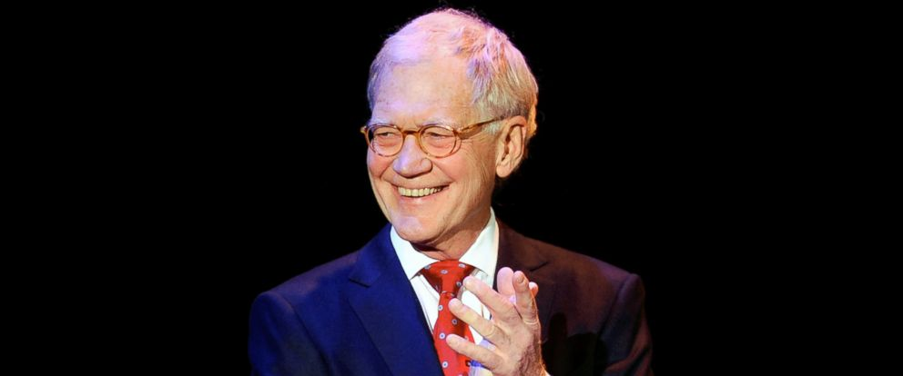 "PHOTO: David Letterman attends ""An Evening of SeriousFun Celebrating the Legacy of Paul Newman"", hosted by the SeriousFun Childrens Network at Avery Fisher Hall in New York, March 2, 2015."