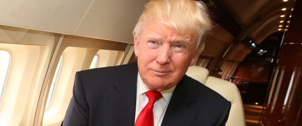 PHOTO: Donald Trump is seen in this file photo, May 15, 2014.