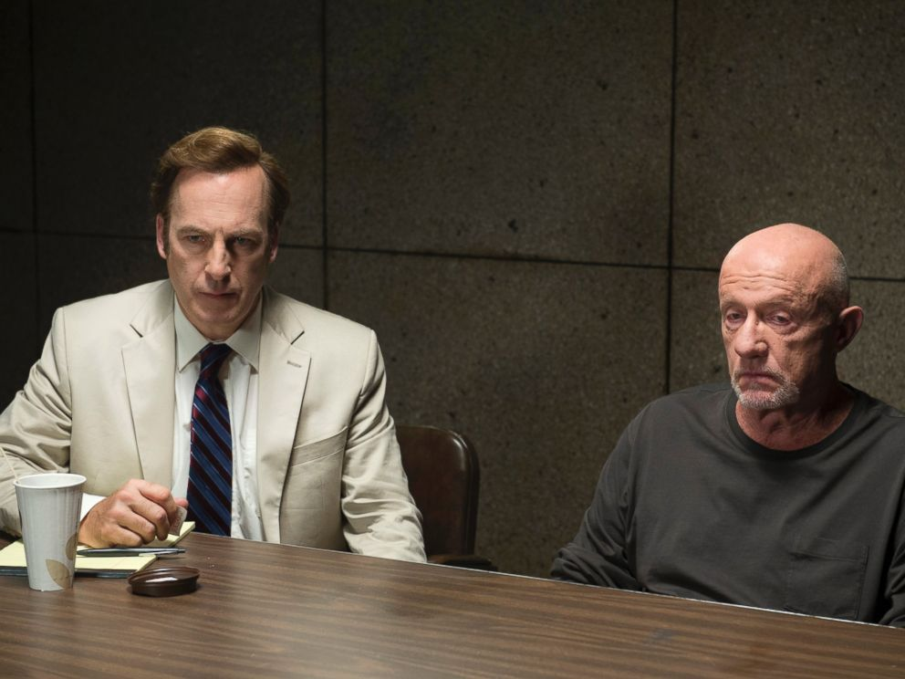 Bob Odenkirk on 'Better Call Saul' and why his mom won't watch his work