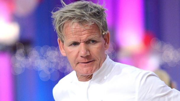 "PHOTO: Chef Ramsay in the ""12 Chefs Compete"" episode of ""Hells Kitchen"" on Fox."