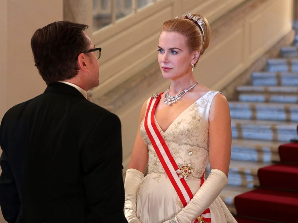 PHOTO: This image released by Cannes Film Festival shows Nicole Kidman as Grace Kelly in a scene from Grace of Monaco.