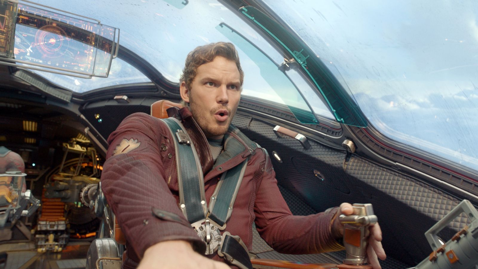 Chris Pratt on gaining weight for future roles and being insecure as an actor