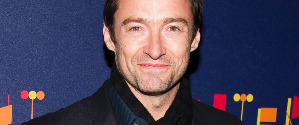 """PHOTO: Hugh Jackman at the Broadway opening of """"After Midnight"""" in New York, Nov. 3, 2013."""