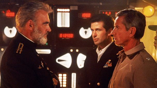 """PHOTO: """"The Hunt for Red October"""""""