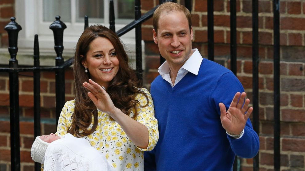 Prince william and kate baby boy names