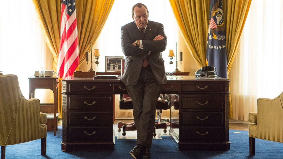 Nixon oval office Address Spacey Returns To The White House In Abc News Kevin Spacey King Of The Oval Office Abc News