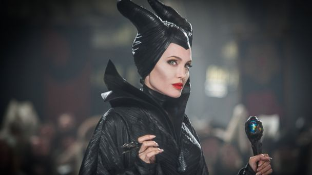 """PHOTO: Angelina Jolie in a scene from """"Maleficent."""""""