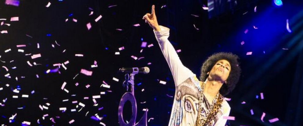PHOTO: Prince performs in Birmingham, England, in this 2014 photo released by NPG Records.
