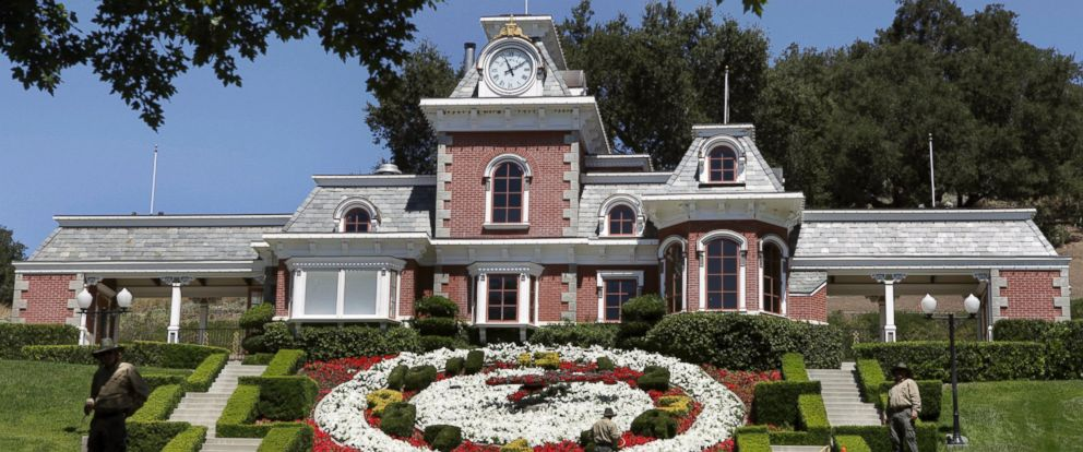 PHOTO: Neverland Ranch in Los Olivos, Calif.