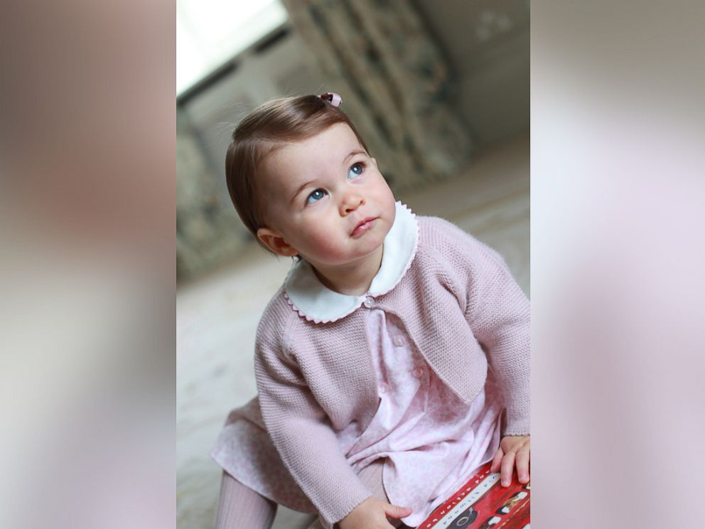 PHOTO: Princess Charlotte poses for a photograph at Anmer Hall, in Norfolk, England in this undated photo released May 1, 2016 by Kensington Palace.
