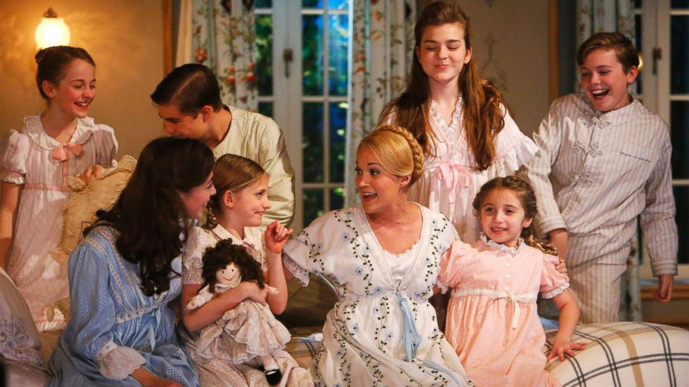 The Sound of Music Live': Funniest Twitter Reactions - ABC News