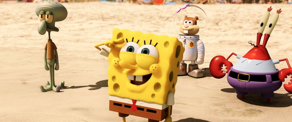Movie Review: 'The SpongeBob Movie: Sponge Out of Water