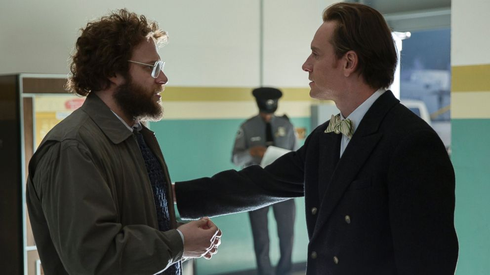 Steve Jobs Movie Review A Frenetic And Rich Tale Very Loosely