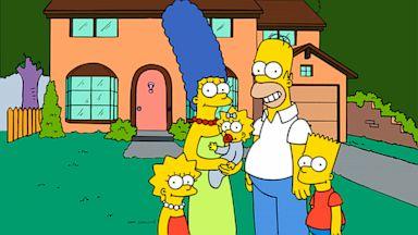 PHOTO: The Simpsons