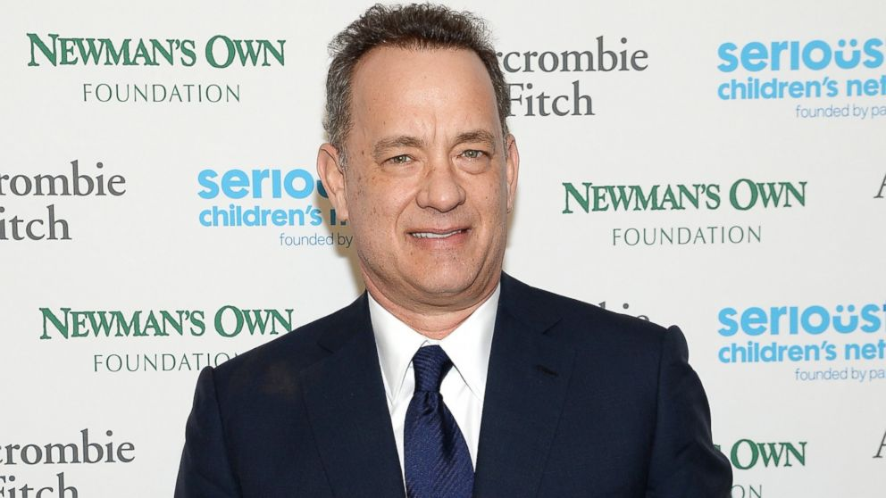 """Tom Hanks attends """"An Evening of SeriousFun Celebrating the Legacy of Paul Newman"""", hosted by the SeriousFun Children's Network at Avery Fisher Hall in New York, March 2, 2015."""