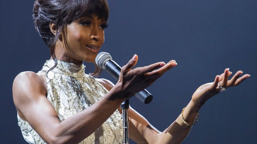 "Yaya DaCosta stars as Whitney Houston in the Lifetime Original Movie, ""Whitney,"" on Lifetime."