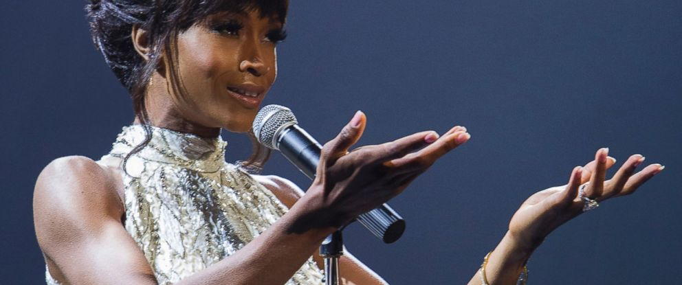 "PHOTO: Yaya DaCosta stars as Whitney Houston in the Lifetime Original Movie, ""Whitney,"" on Lifetime."