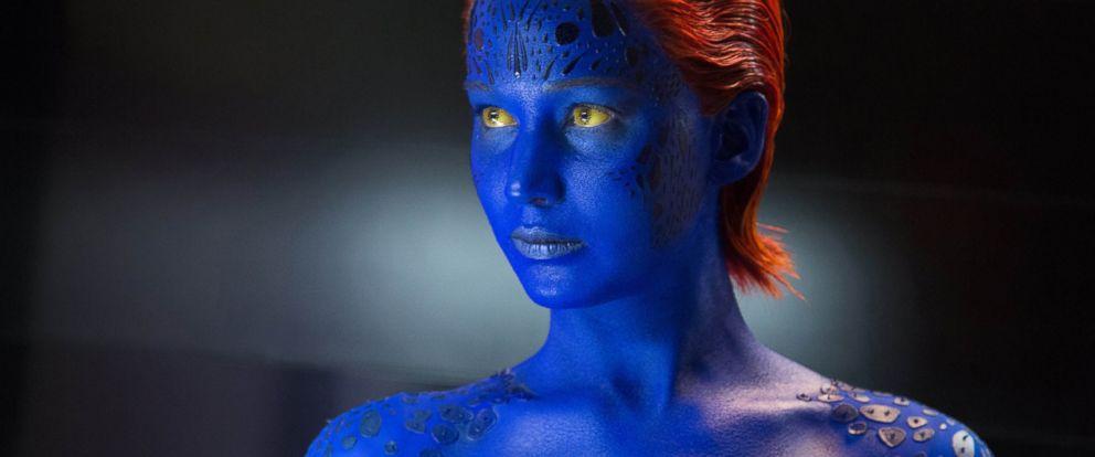"PHOTO: Jennifer Lawrence in ""X-Men: Days of Future Past."""