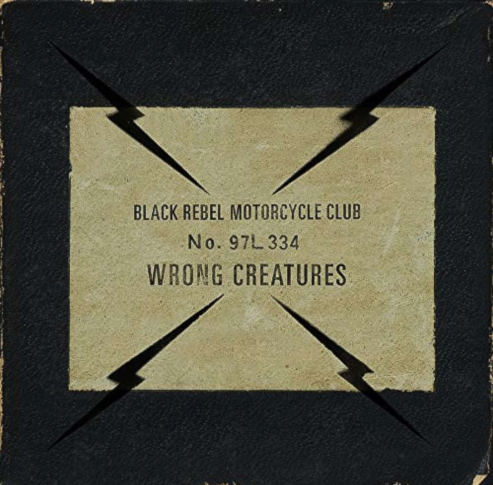 PHOTO: Wrong Creatures, Black Rebel Motorcycle Club.
