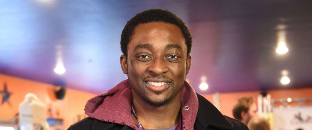 PHOTO: Bambadjan Bamba attends the EcoLuxe Lounge at Sundance, Jan. 23, 2016, Park City, Utah.