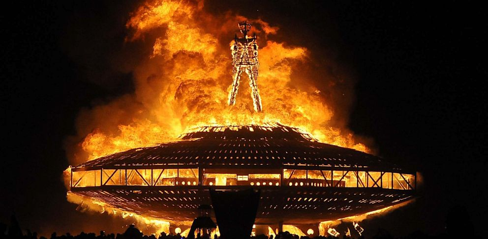 PHOTO: Burning Man Festival