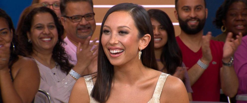 "PHOTO:Cheryl Burke is returning to the dance floor for season 25 of ""Dancing With the Stars."""