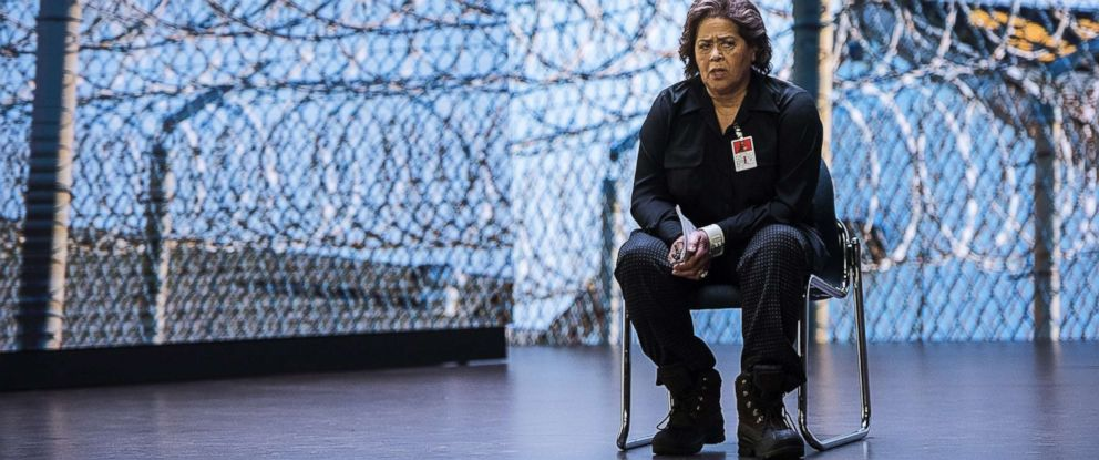 """PHOTO: Anna Deavere Smith in """"Notes from the Field,"""" released 2018."""