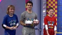 PHOTO: Nickelodeon is reviving the TV fame show Double Dare for Summer 2018.