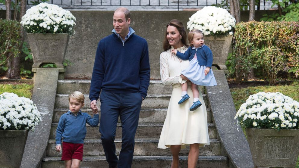 All The Details Of Prince George S And Princess Charlotte S Roles At