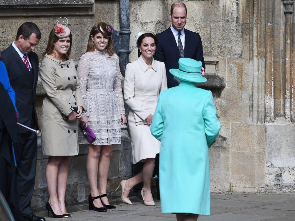 Znalezione obrazy dla zapytania duchess kate and queen
