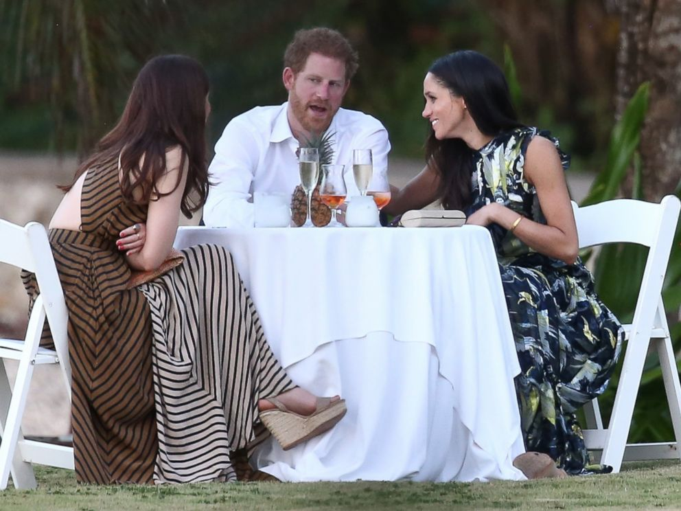 Prince Harry visits girlfriend Meghan Markle in Toronto