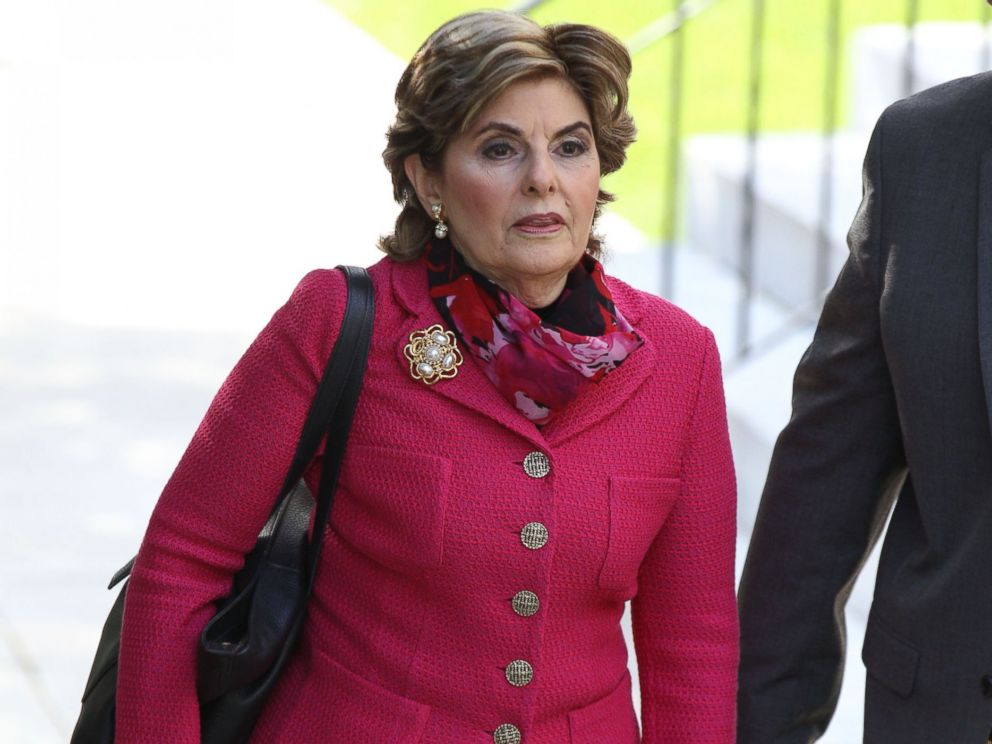 PHOTO: Attorney Gloria Allred is spotted at the Montgomery County Courthouse in Norristown, Pa for the Cosby Preliminary Hearing, May 24, 2016.