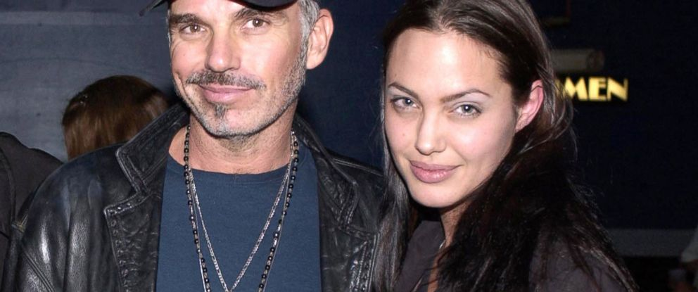 Photo Billy Bob Thornton And Angelina Jolie Are Pictured On Oct 27 2001