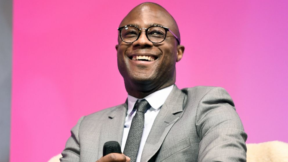 Director Barry Jenkins of 'Moonlight speaks onstage at the Outstanding Director's Award during the 32nd Santa Barbara International Film Festival at the Arlington Theatre on Feb. 7, 2017 in Santa Barbara, Calif.